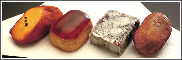 三松堂のレトロ菓子